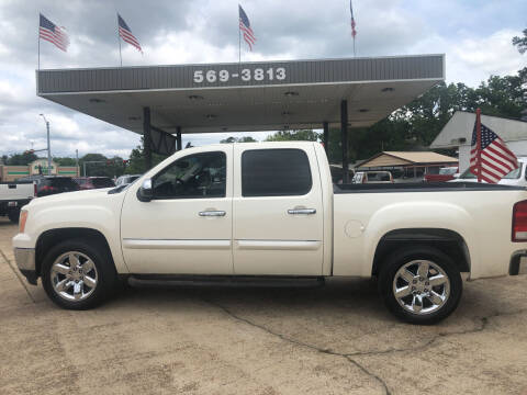 2012 GMC Sierra 1500 for sale at BOB SMITH AUTO SALES in Mineola TX