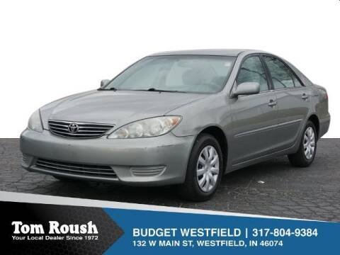 2006 Toyota Camry for sale at Tom Roush Budget Westfield in Westfield IN