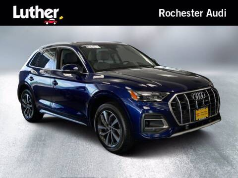 2021 Audi Q5 for sale at Park Place Motor Cars in Rochester MN