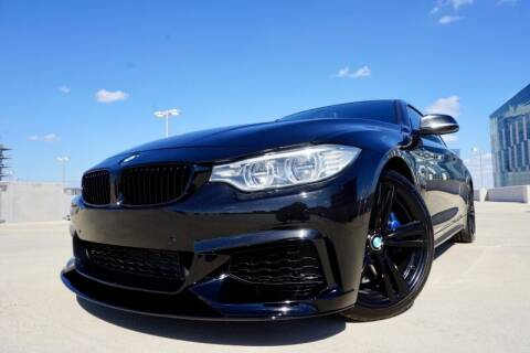 2014 BMW 4 Series for sale at JD MOTORS in Austin TX