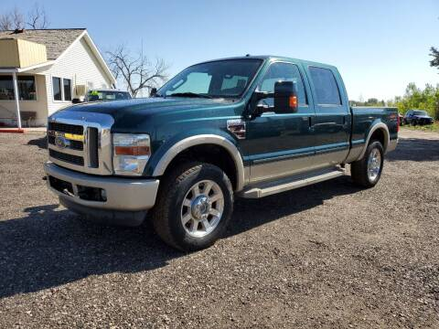 2008 Ford F-250 Super Duty for sale at Bennett's Auto Solutions in Cheyenne WY