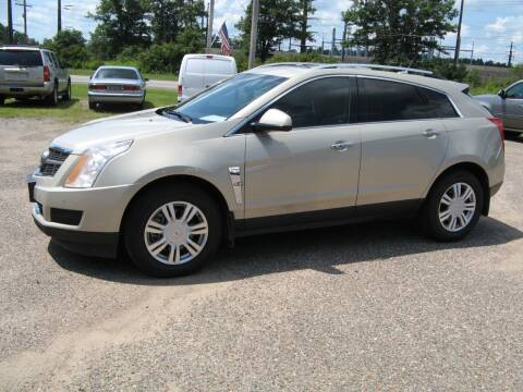 2012 Cadillac SRX for sale at Champines House Of Wheels in Kronenwetter WI