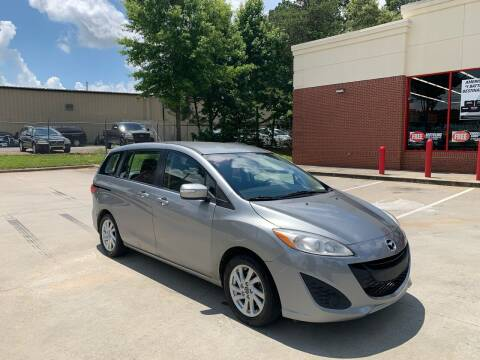 2013 Mazda MAZDA5 for sale at EMH Imports LLC in Monroe NC