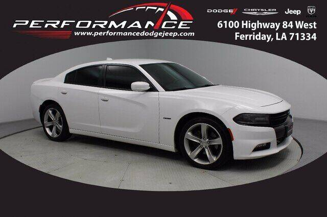2016 Dodge Charger for sale at Performance Dodge Chrysler Jeep in Ferriday LA