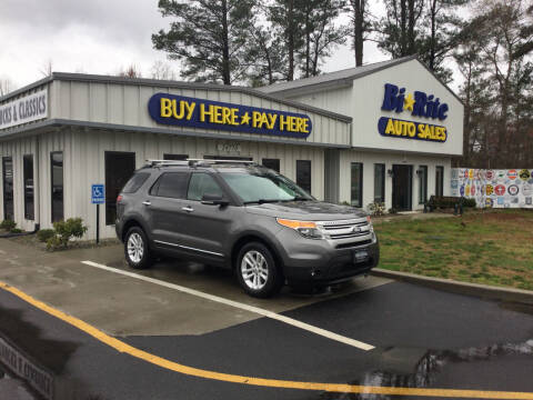 2014 Ford Explorer for sale at Bi Rite Auto Sales in Seaford DE
