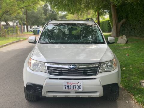 2010 Subaru Forester for sale at Car Lanes LA in Glendale CA