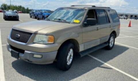 2003 Ford Expedition for sale at BSA Pre-Owned Autos LLC in Hinton WV