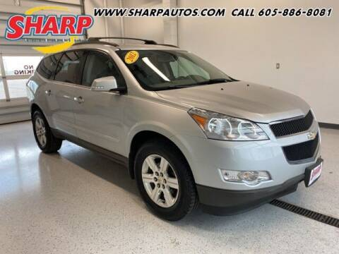 2012 Chevrolet Traverse for sale at Sharp Automotive in Watertown SD