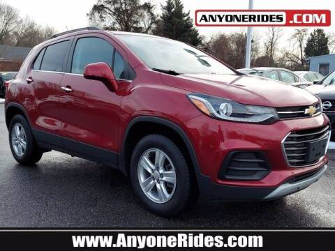 2018 Chevrolet Trax for sale at ANYONERIDES.COM in Kingsville MD