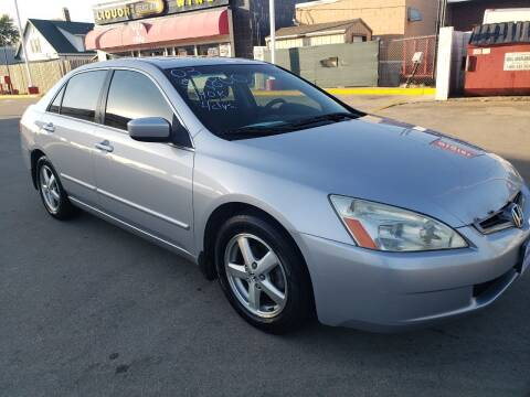 2003 Honda Accord for sale at Gordon Auto Sales LLC in Sioux City IA