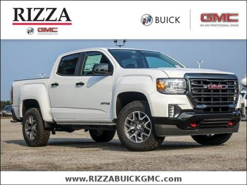 2021 GMC Canyon for sale at Rizza Buick GMC Cadillac in Tinley Park IL