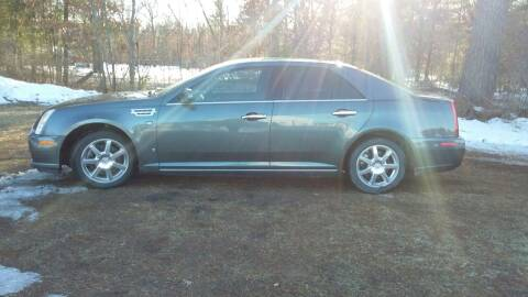 2008 Cadillac STS for sale at Expressway Auto Auction in Howard City MI