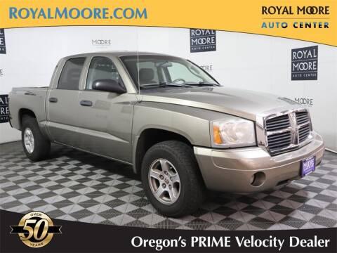 2006 Dodge Dakota for sale at Royal Moore Custom Finance in Hillsboro OR