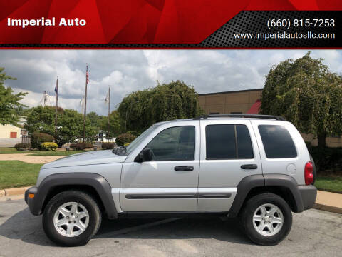 2004 Jeep Liberty for sale at Imperial Auto of Marshall in Marshall MO