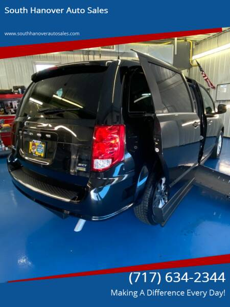 2018 Dodge Grand Caravan for sale at South Hanover Auto Sales in Hanover PA