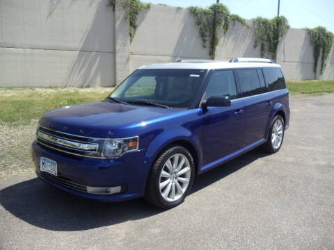 2013 Ford Flex for sale at Metro Motor Sales in Minneapolis MN