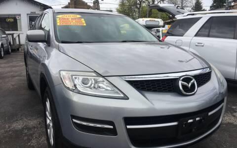 2008 Mazda CX-9 for sale at Jeff Auto Sales INC in Chicago IL