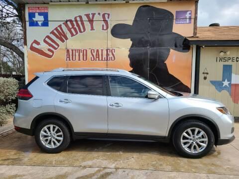 2017 Nissan Rogue for sale at Cowboy's Auto Sales in San Antonio TX