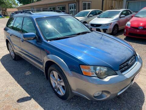 2005 Subaru Outback for sale at Truck City Inc in Des Moines IA