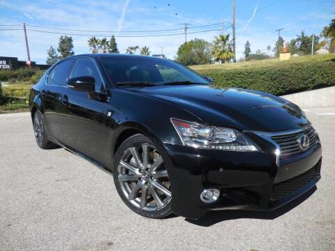 2014 Lexus GS 350 for sale at ARAX AUTO SALES in Tujunga CA