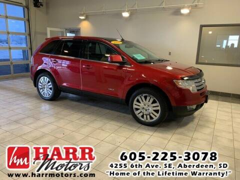 2008 Ford Edge for sale at Harr Motors Bargain Center in Aberdeen SD