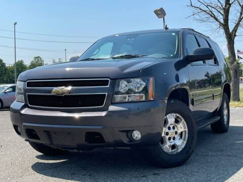 2011 Chevrolet Tahoe for sale at MAGIC AUTO SALES in Little Ferry NJ