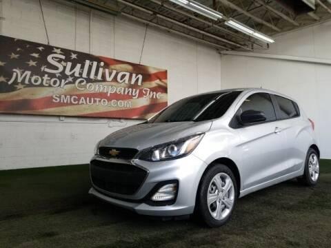 2020 Chevrolet Spark for sale at SULLIVAN MOTOR COMPANY INC. in Mesa AZ