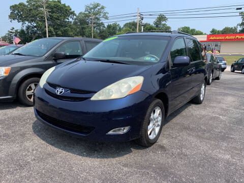 2006 Toyota Sienna for sale at Credit Connection Auto Sales Dover in Dover PA