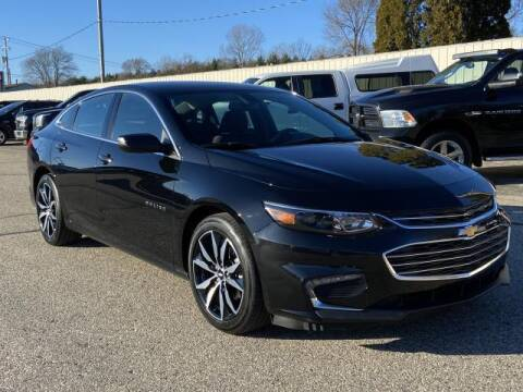 2018 Chevrolet Malibu for sale at Miller Auto Sales in Saint Louis MI