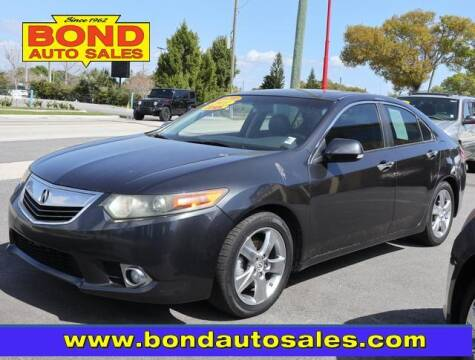 2011 Acura TSX for sale at Bond Auto Sales in St Petersburg FL