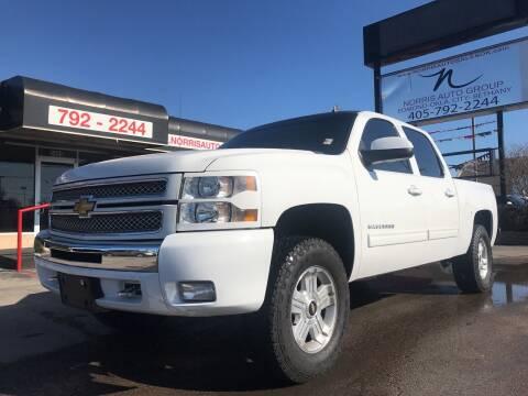 2012 Chevrolet Silverado 1500 for sale at NORRIS AUTO SALES in Oklahoma City OK