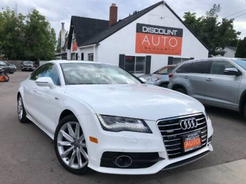 2012 Audi A7 for sale at Discount Auto Brokers Inc. in Lehi UT
