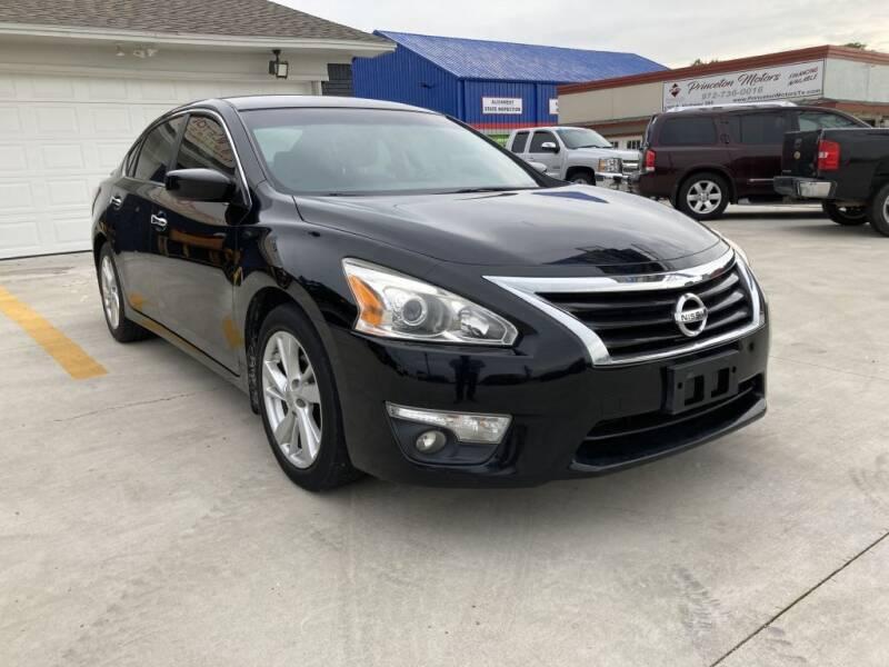 2015 Nissan Altima for sale at Princeton Motors in Princeton TX