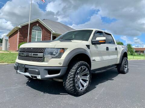 2013 Ford F-150 for sale at HillView Motors in Shepherdsville KY