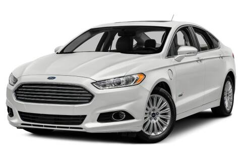 2015 Ford Fusion for sale at Somerville Motors in Somerville MA