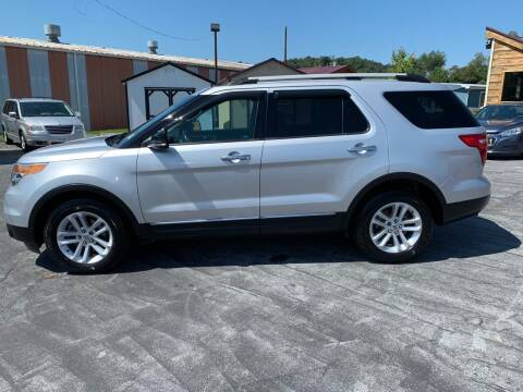 2011 Ford Explorer for sale at Country Auto Sales Inc. in Bristol VA