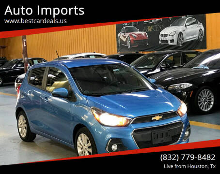 2016 Chevrolet Spark for sale at Auto Imports in Houston TX