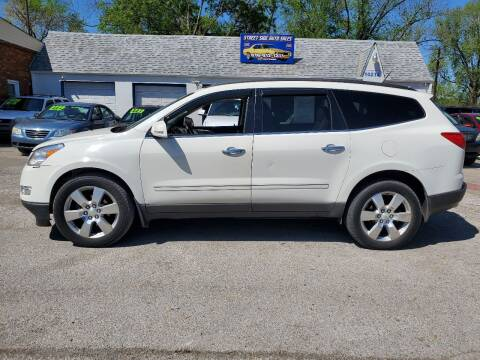 2011 Chevrolet Traverse for sale at Street Side Auto Sales in Independence MO