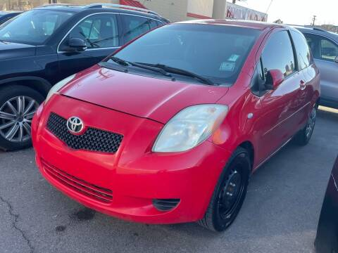 2008 Toyota Yaris for sale at Capitol Hill Auto Sales LLC in Denver CO