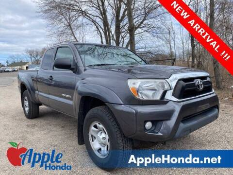 2014 Toyota Tacoma for sale at APPLE HONDA in Riverhead NY