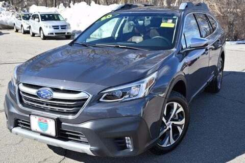 2020 Subaru Outback for sale at 495 Chrysler Jeep Dodge Ram in Lowell MA