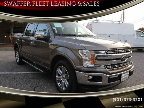 2019 Ford F-150 for sale at SWAFFER FLEET LEASING & SALES in Memphis TN