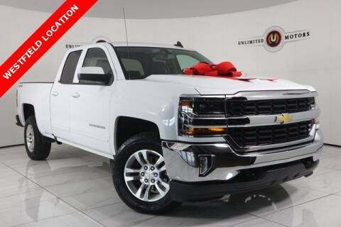 2017 Chevrolet Silverado 1500 for sale at INDY'S UNLIMITED MOTORS - UNLIMITED MOTORS in Westfield IN