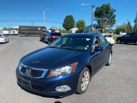 2008 Honda Accord for sale at Paul Hiltbrand Auto Sales LTD in Cicero NY