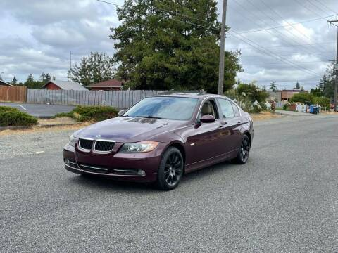 2007 BMW 3 Series for sale at Baboor Auto Sales in Lakewood WA