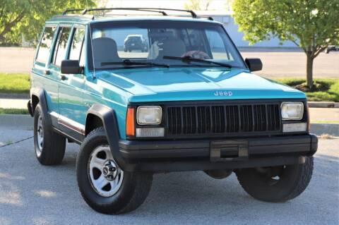 1996 Jeep Cherokee for sale at Big O Auto LLC in Omaha NE
