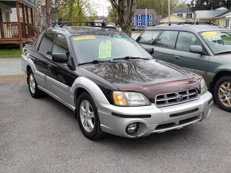 2003 Subaru Baja for sale at York Street Auto in Poultney VT