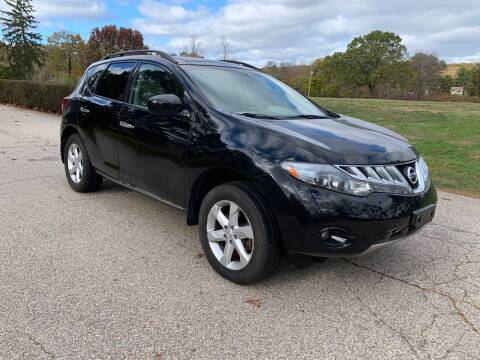 2009 Nissan Murano for sale at 100% Auto Wholesalers in Attleboro MA