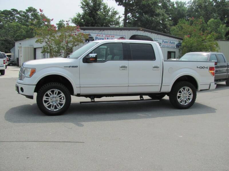 2010 Ford F-150 for sale at Pure 1 Auto in New Bern NC