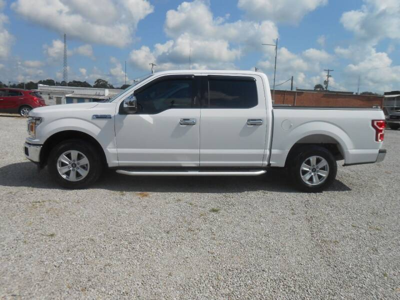 2018 Ford F-150 for sale at RANDY'S AUTO SALES in Oakdale LA